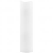 House Doctor - Kerze, LED, Weiß, H 20 cm
