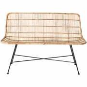 Bloomingville - Dom Sofa Nature Rattan