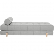Bloomingville - Bulky Daybed Grey Wool