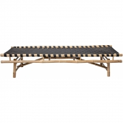 Bloomingville - Vida Daybed Nature Bamboo