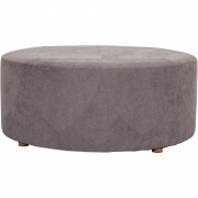 Bloomingville - Molto Pouf Grey Polyester