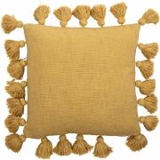 Bloomingville - Cushion 101 Yellow Cotton