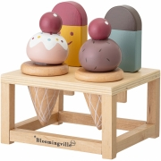 Bloomingville - Teatime Spielset Lebensmittel Multi-color