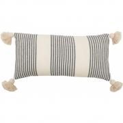Bloomingville - Cushion 102 Grey Viscose