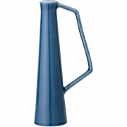 Bloomingville - Vase 101 Blue Stoneware