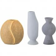 Bloomingville - Vase 108 Multi-color Stoneware