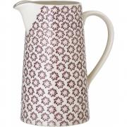 Bloomingville - Maya Jug, Purple, Stoneware