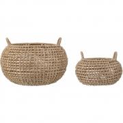 Bloomingville - Basket 110, Nature, Seagrass