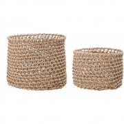 Bloomingville - Basket 111, Nature, Paper