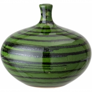 Bloomingville - Vase 105, Green, Stoneware