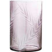 Bloomingville - Vase 107, Purple, Glass