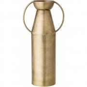 Bloomingville - Vase 110, Brass, Metal