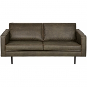 BePureHome - Rodeo Sofa 2,5-Sitzer Army