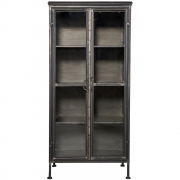 BePureHome - Puristic Metal cabinet
