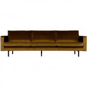 Be Pure Home - Rodeo Velvet Sofa 3 Seater