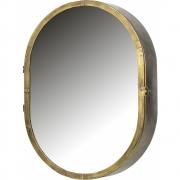 BePureHome - Unfold Spiegelschrank Antik Messing