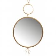 BePureHome - Tail Spiegel Antik Messing