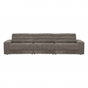 BePureHome - Date 3-Sitzer Sofa Ribcord
