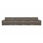 BePureHome - Date 4-Sitzer Sofa Ribcord