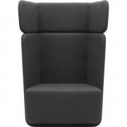 Softline - Basket Sessel hohe Rückenlehne