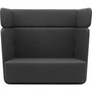 Softline - Basket Sofa hohe Rückenlehne