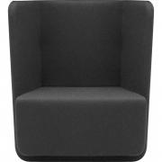 Softline - Basket Sessel niedrige Rückenlehne