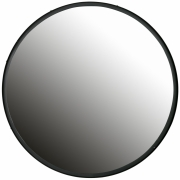 Woood - Lauren Round Mirror