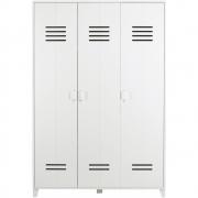 Armoire de stockage 3 portes Locker - vtwonen