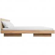 Objekte unserer Tage - Zians Bett mit Kopfteil