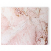 HKliving - Marmor Schneidebrett Rosa poliert