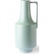 HKliving - Vase en céramique verte avec poignée