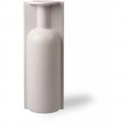 HKliving - Moule forme de fleur Vase L Matt peau