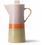 HKliving - Ceramic 70's Coffee Pot