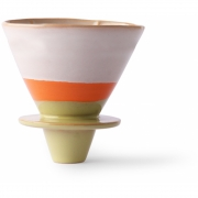 HKliving - Ceramic 70's Coffee Filter
