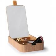 HKliving - Willow Holz Spiegel Box