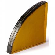 HKliving - Glass Object Mustard