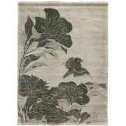 HKliving - Leinen Wall Chart Floral
