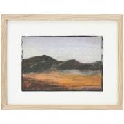 HKliving - Tiny Art Frame S: Mountains