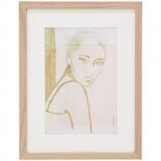 HKliving - Tiny Art Frame S: Stella