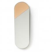 HKliving - Spiegel oval L Rosa