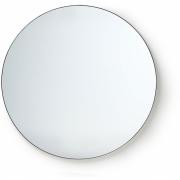 HKliving - Runder Spiegel Metallrahmen 80cm