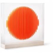 HKliving - Orange Circle Art Frame