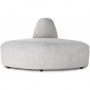 HKliving - Jax Couch: Element Winkel, Sneak, Hellgrau