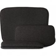 HKliving - Comfort Kit Sitzkissen für Wire Armlehnstuhl Schwarz