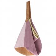 HKliving - Linen/suede Bag Lilac