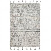 HKliving - Handwoven Woolen Berber Rug (180x280)