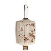 HKliving - Traditional Lantern XL Cream