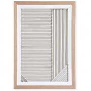 HKliving - Layered Paper Art Rahmen A Dekoration