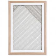 HKliving - Layered Paper Art Rahmen B Dekoration