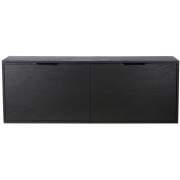 HKliving - Modular Cabinet, Black, Drawer Element B
